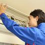 エアコンクリーニング 壁掛けタイプ